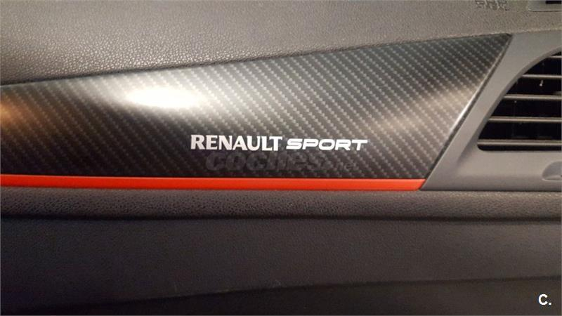 RENAULT Megane Coupe RS 2.0 202kW 275CV 3p.